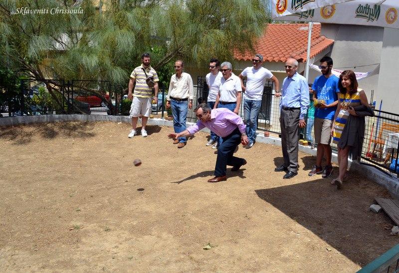 Τ΄αμπαλί: Το παραδοσιακό λευκαδίτικο παιχνίδι αναβίωσε ξανά στηνΑθήνα