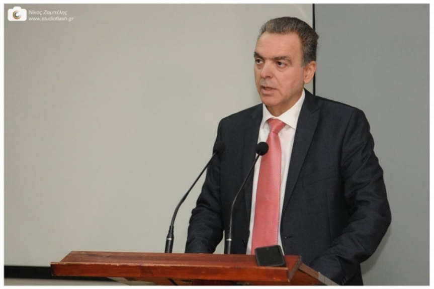 ΣΩΤΗΡΗΣ ΣΚΙΑΔΑΡΕΣΗΣ : '' Οι προτάσεις μου για έναν οικονομικά Ισχυρό και Αυτοδύναμο Δήμο Λευκάδας με  ένα προϋπολογισμό με αναπτυξιακά χαρακτηριστικά.''