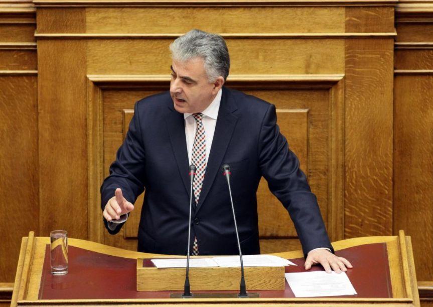 Ευχαριστήριο βουλευτή  Λευκάδας ΘανάσηΚαββαδά