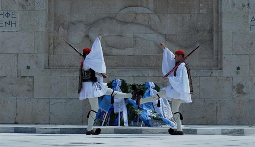 ΕΝΩΣΗ ΕΠΤΑΝΗΣΙΩΝ ΕΛΛΑΔΑΣ συμμετοχή στη μαθητική παρέλαση που πραγματοποιείται από το ΔήμοΑθηναίων.