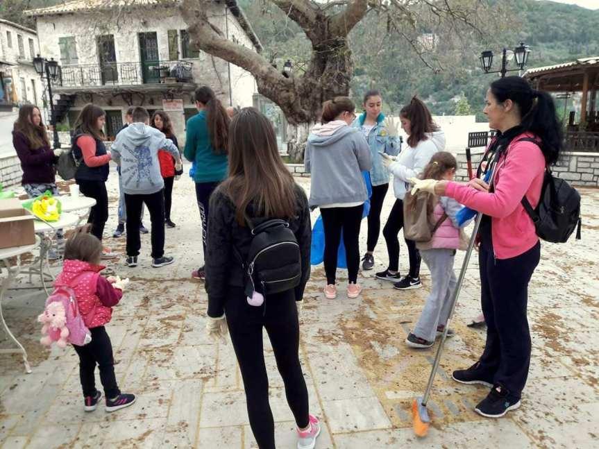 Εθελοντικός καθαρισμός στην Καρυά       «Let's do it Greece2019»