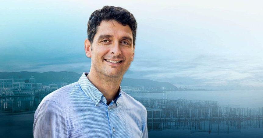 Ευχαριστήριο μετεκλογικό μήνυμα του νέου Δημάρχου Λευκάδας, κ. ΧαράλαμπουΚαλού