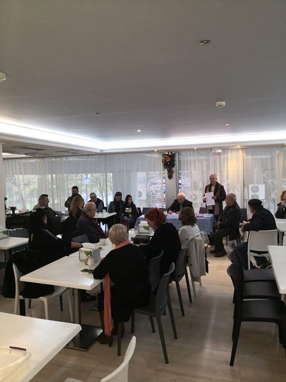 Το νέο Διοικητικό Συμβούλιο του συλλόγου ΚαρσάνωνΛευκάδος-Αθήνας