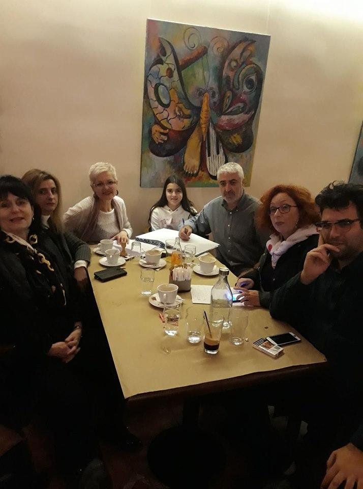Συγκροτήθηκε σε Σώμα το νέο Διοικητικό Συμβούλιο του Συλλόγου Καρσάνων Λευκάδος-Αθήνας