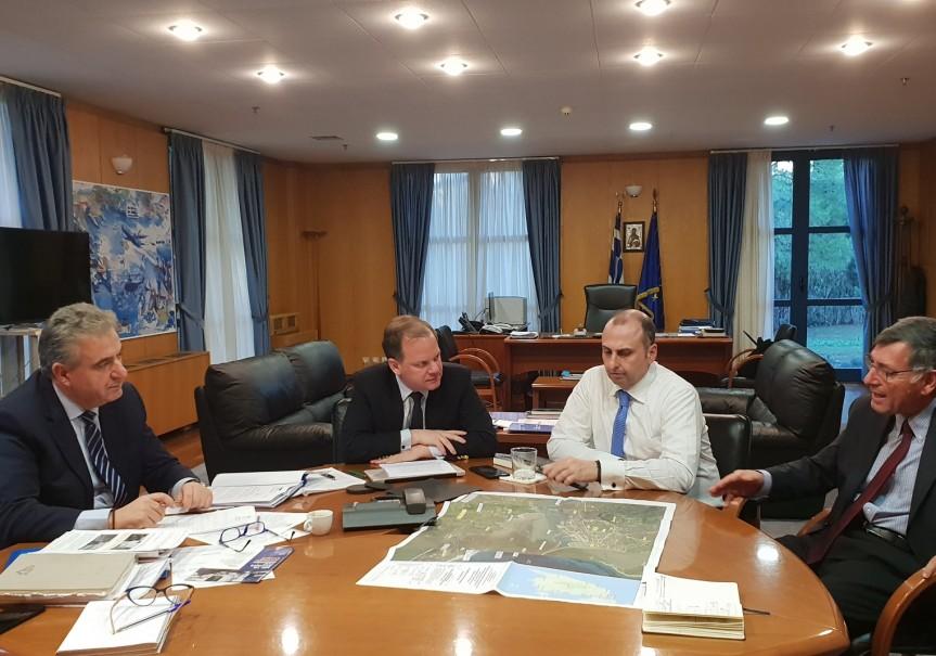 Το Υπουργείο Υποδομών ανακινεί το θέμα της ΥποθαλάσσιαςΖεύξης