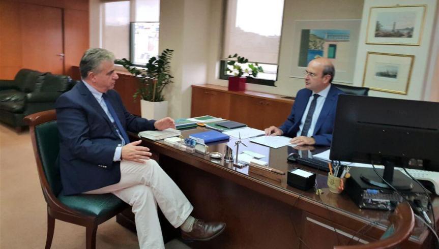 Ερώτηση του βουλευτή Θανάση Καββαδά στον ΥπουργόΠεριβάλλοντος