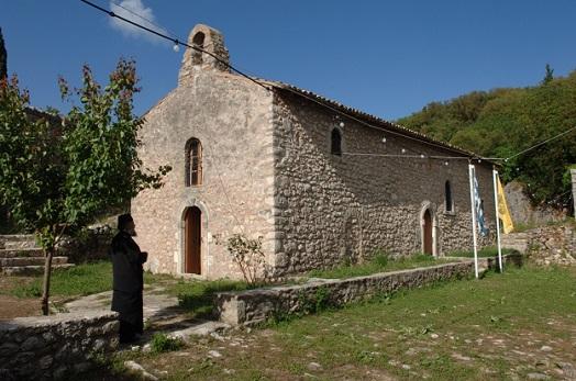 Ακολουθίες Μ. Τεσσαρακοστής στην Ι. Μονή Αγίου Ιωάννου στοΛιβάδι