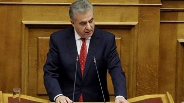 Δελτίο Τύπου του Βουλευτή Ν. Λευκάδας ΘανάσηΚαββαδά