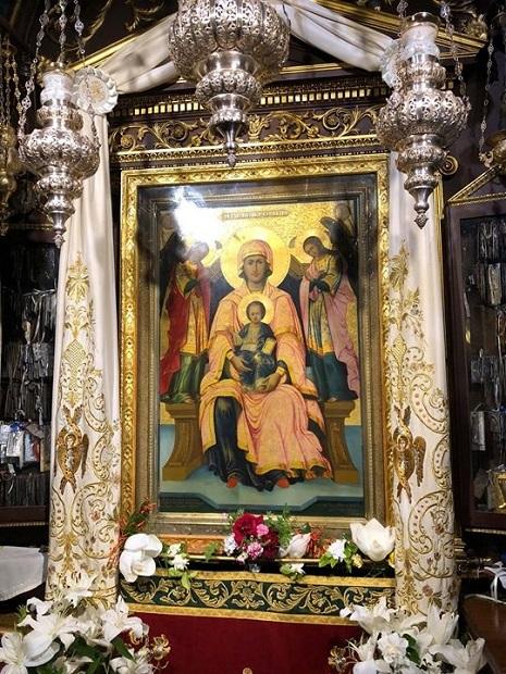 Ιερά Μονή της Φανερωμένης της Λευκάδας –Βίντεο