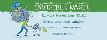 Ευρωπαϊκή Εβδομάδα Μείωσης Αποβλήτων2020