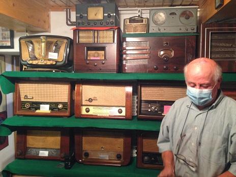 Μουσείο φωνογράφου, γραμμοφώνου, ραδιοφώνου,μηχανημάτων αναπαραγωγήςήχου…