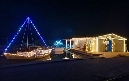 Ο Δήμος Λευκάδας για τον χριστουγεννιάτικο στολισμό