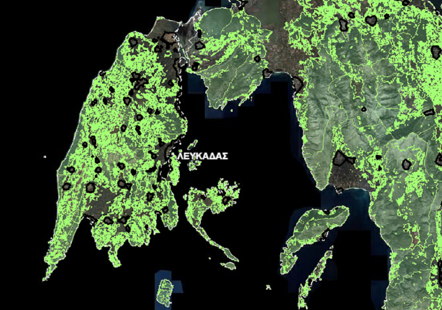 Ενημέρωση από τον Δήμο  Λευκάδας για την τηλεδιάσκεψη  για τους δασικούς  χάρτες   (όλη ησυζήτηση)
