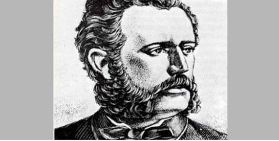 Αριστοτέλης Βαλαωρίτης. Ο «ψάλτης του1821