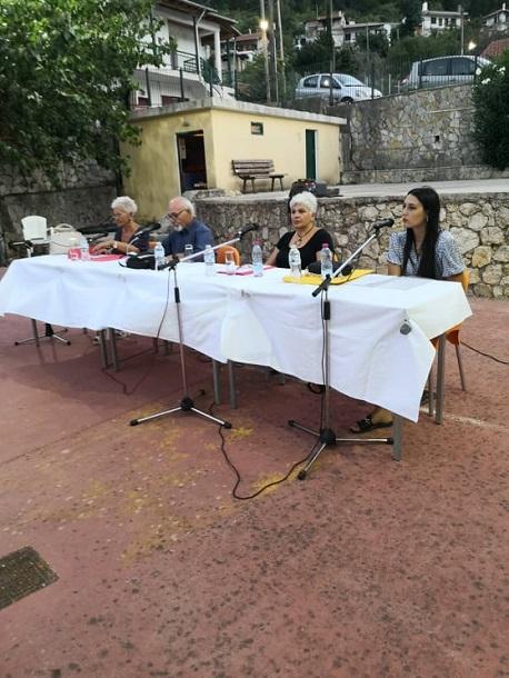 3η Ημερίδα του Συλλόγου Καρσάνων Λευκάδος-Αθήνας στη ΚαρυάΛευκάδας