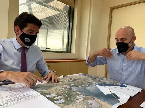 Δήμος Λευκάδας: Συναντήσεις Δημάρχου στην Αθήνα29.9.2021